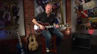 Raking technique - Rock Guitar Lesson - Guitar Tricks 51: