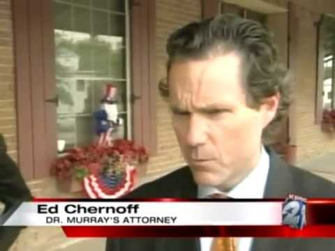 Houston Criminal Defense Lawyer Ed Chernoff Talks to KPRC About the Death of MIchael Jackson