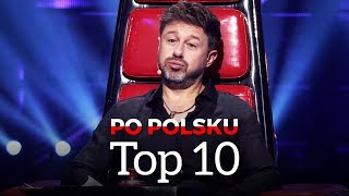 PO POLSKU - 10 najlepszych przesłuchań w ciemno