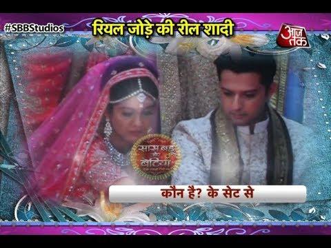 Kaun Hai: Vatsal Seth & Ishita Dutta's PUNARVIVAH!