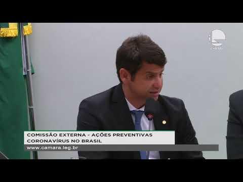 AÇÕES PREVENTIVAS CORONAVIRUS NO BRASIL - Reunião Deliberativa - 18/02/2020 ...