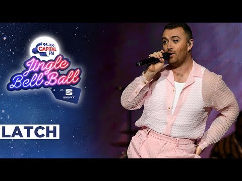 Sam Smith - Latch (Live at Capital's Jingle Bell Ball 2019) | Capital
