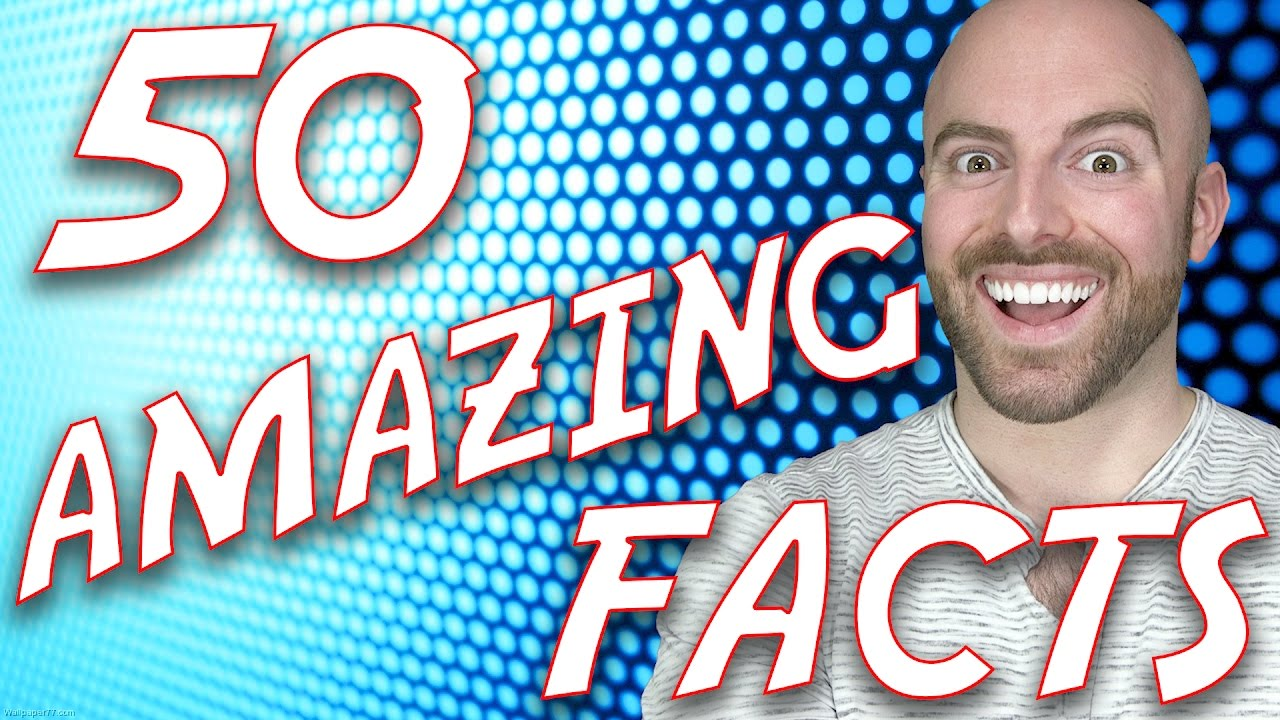 50 AMAZING Facts to Blow Your Mind! #58 thumbnail
