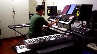 You Should Know by Now by Angela Bofill (Piano Keyboard Cover by Rouel Comia)