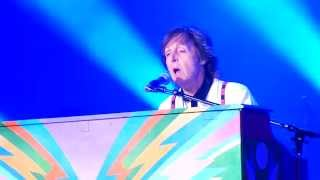 Paul McCartney HEY JUDE Live @ Farewell to Candlestick Park San Francisco 8/14/2014
