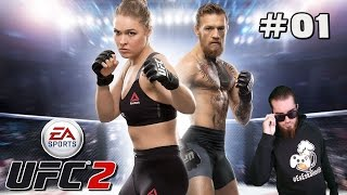 Lets Play EA SPORTS UFC 2 #01 Walkthrough Gameplay ツ Beste Karriere Ever!