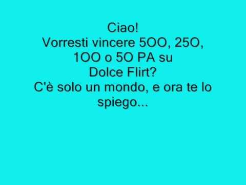 dolce flirt trucchis pa lottery