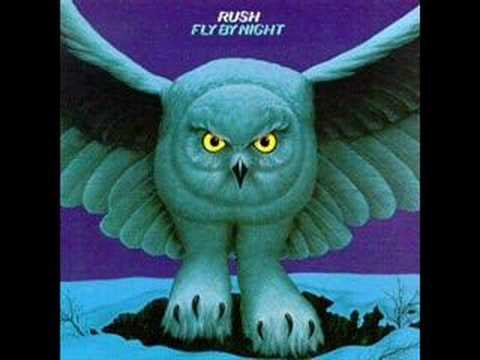 In the End (1975) (Song) by Rush