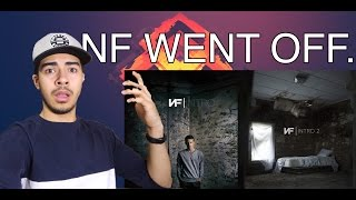 NF   Intro + Intro 2 | REACTION