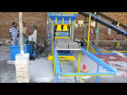 Pavers Block Making Machine