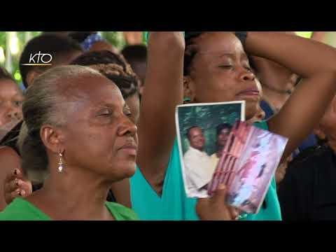 Haïti : La reconstruction des églises