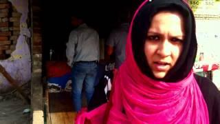 Aadhi Roti Experiencing Hunger