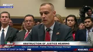 President Trump Impeachment Hearing - Corey Lewandowski - PART 1