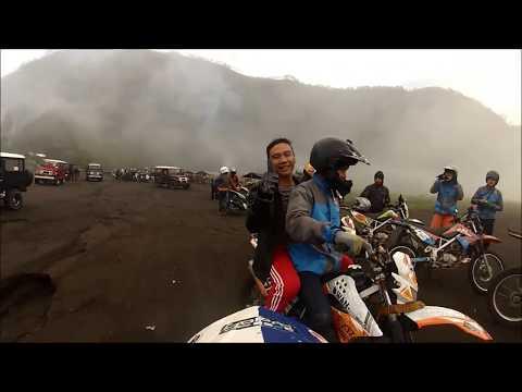 BRI Syariah Surabaya Goes to Bromo with Sawojajar Adventure