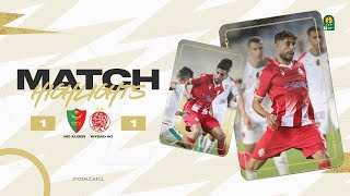 CAF CL | Quart de finale Aller : MC Alger 1 – 1 Wydad AC