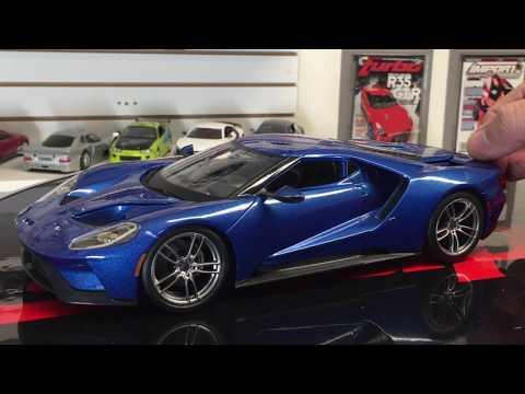 Ford Gtcast Model   Scale Unboxing