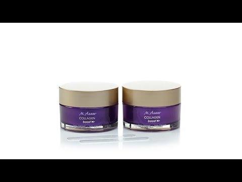 M.Asam Collagen Boost 24H Cream 50 Ml