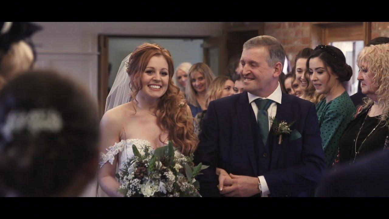 Watch Video Dannielle & Oliver Apton Hall Wedding Film Instagram Edit | Boutique Films & Photography Essex