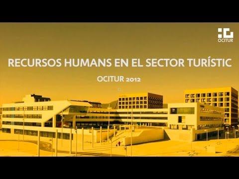 Ocitur 2012  – Taula Comunicació: RR.HH en el sector turístic