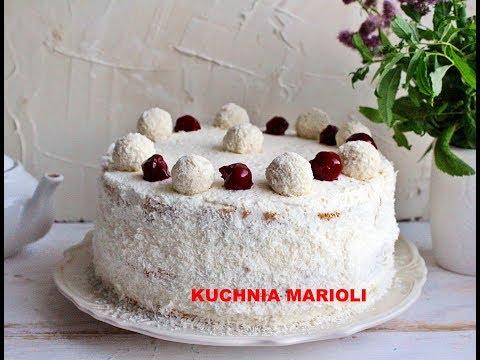 Smietanowy Tort Urodzinowy Kuchnia Marioli Sososhare Com