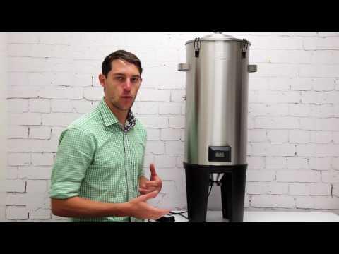 The Grainfather - Conical Fermenter - Temperature