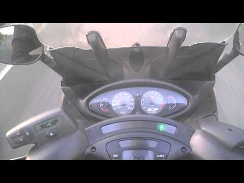 Piaggio X9 500 SL Short Review.