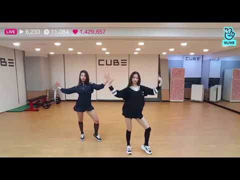 CLC - Seungyeon and Yujin Lip & Hip dance cover