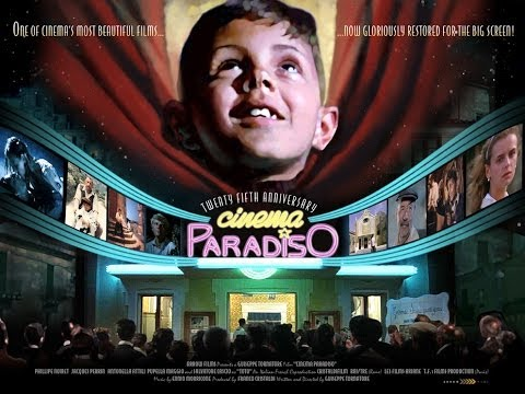 """Youtube video still for GOZA and <br> """"Cinema Paradiso"""""""