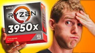 Intel Could Take YEARS to Catch Up… - Ryzen 9 3950X Review