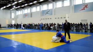46 кг Иван 7-встреча Первенство Москвы 15.01.2016 г. (отбор на Россию)