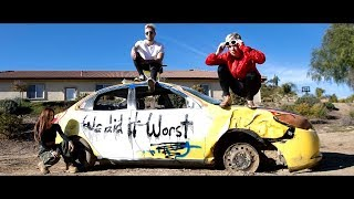 Tanner Fox - We Did It Worst (Official Music Video) feat. Dylan Matthew & Taylor Alesia