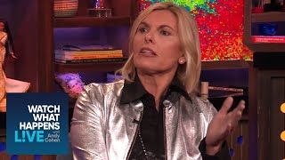 Captain Sandy Yawn & Hannah Ferrier's Relationship | WWHL