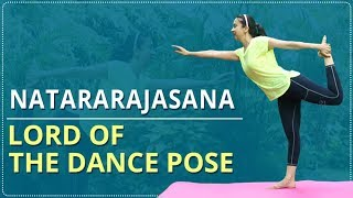LEARN HOW TO Do The  DANCER POSE | Natarajasana  | Simple Yoga | Yoga For Beginners | Mind Body Soul