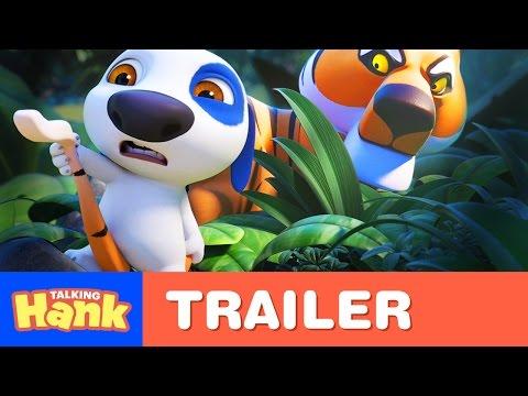 Hình ảnh Media -  My Talking Hank - Official Launch Trailer