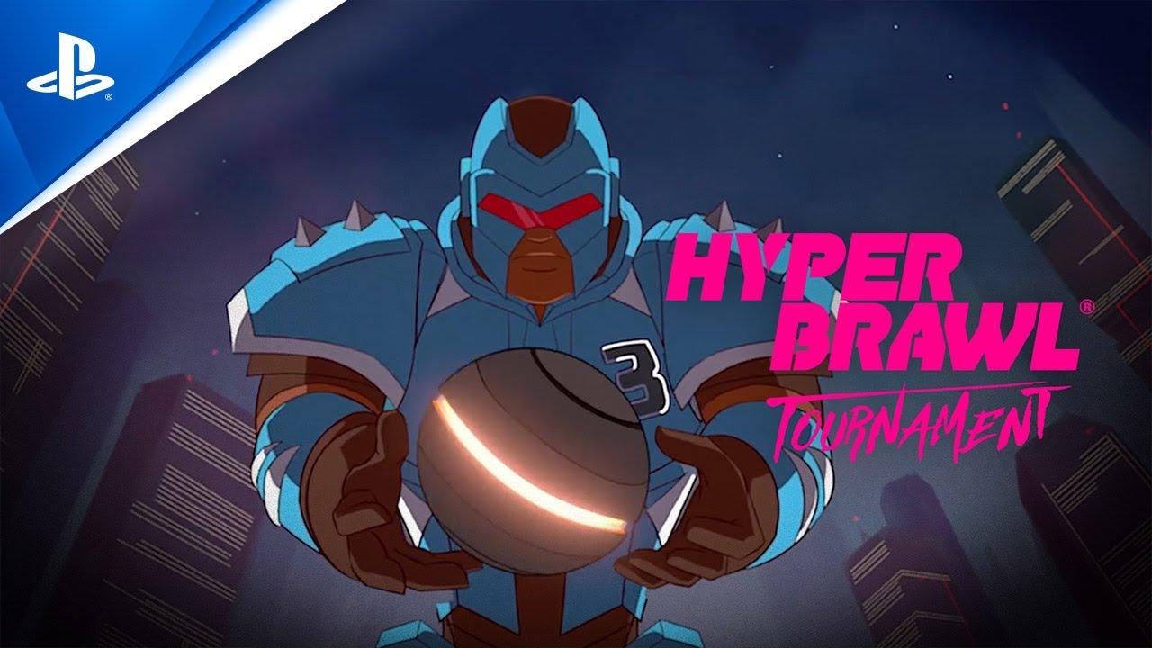 Smash, brawl, and score epic goals in HyperBrawl Tournament
