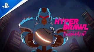 HyperBrawl Tournament - Release Date Trailer | PS4