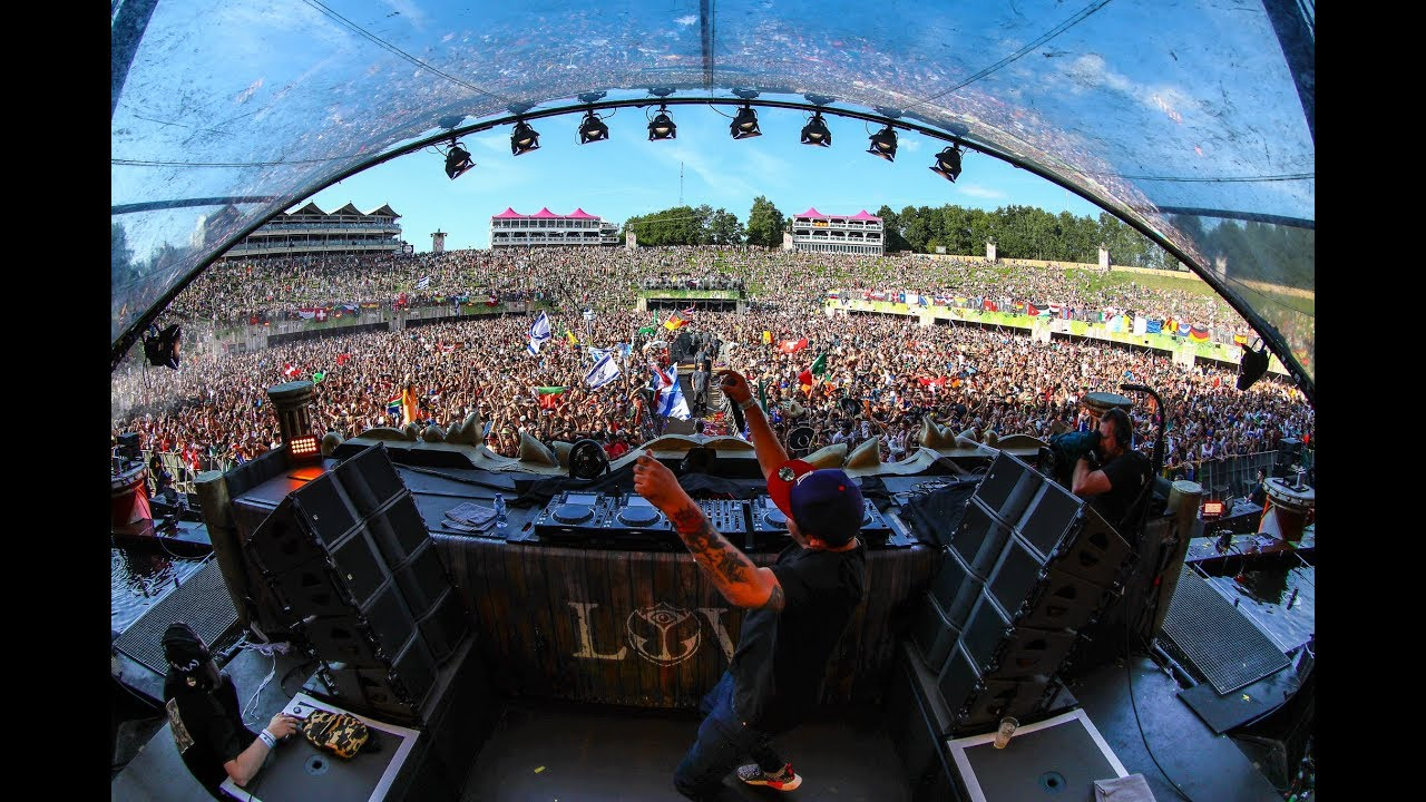 Jauz - Live @ Tomorrowland Belgium 2017