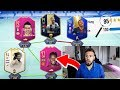 195 RATED FUTTIES 195 RATED FUT DRAFT CHALLENGE FIFA 19