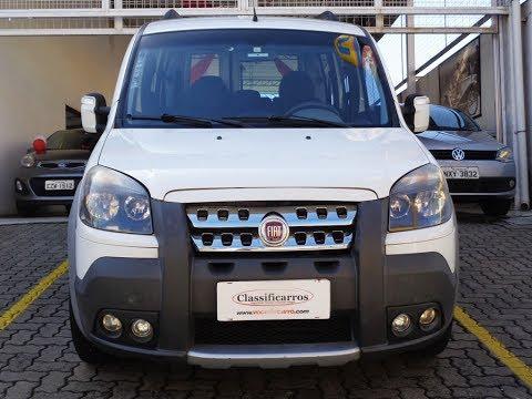 Fiat Doblo Adventure 1.8 16v (Flex) - 2013