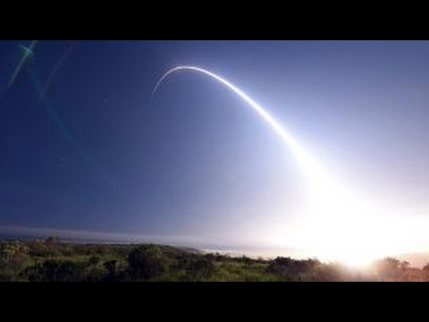 US launches test missile amid tensions with North Korea