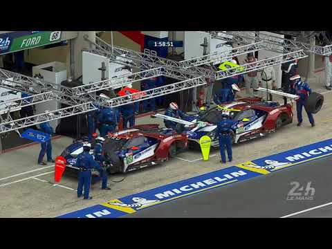 2018 24 Hours of Le Mans - Qualifying session 2 is GREEN