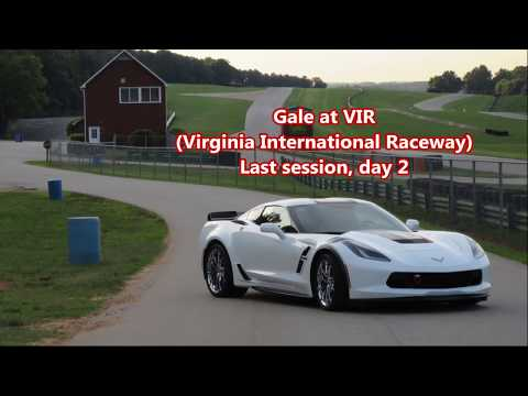 Virginia International Raceway NCM HPDE