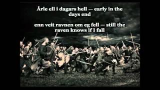 Wardruna   Helvegen (lyrics)
