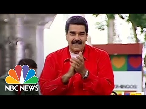 President Maduro Presents New Political Take On 'Despacito' | NBC News