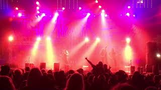 Unleashed - Into Glory Ride (Partysan Metal Open Air 2018)HD