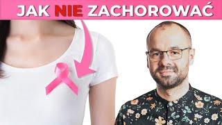 Jak nie zachorować na raka piersi?