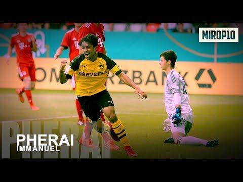 IMMANUEL PHERAI ✭ BVB ✭ THE JEWEL ✭ Skills & Goals ✭ 2019 ✭