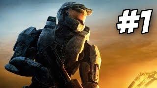Halo 3 Walkthrough | Arrival / Sierra 117 | Part 1 (Xbox 360)