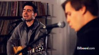 "The Boxer Rebellion - ""Step Out of the Car"" (Studio Session) LIVE!!!"