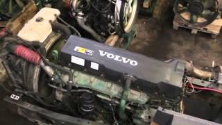 Volvo FH motor testing D12D D13A D13C D11A D11C D9A